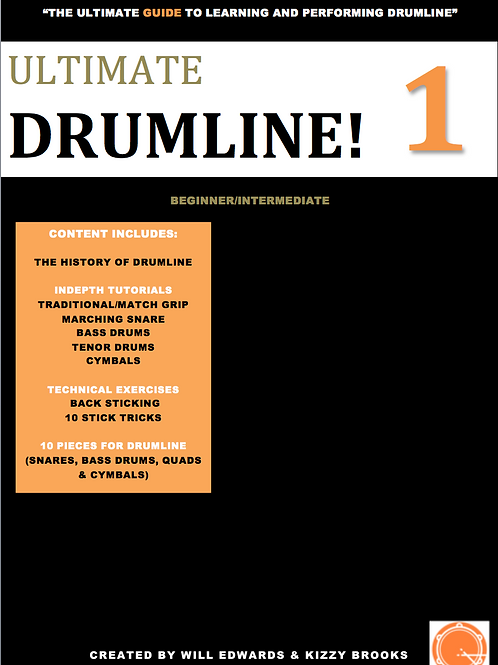 Pre-order - The Ultimate Guide to: Drumline