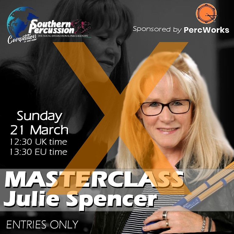 Julie Spencer // Percussionist & Composer