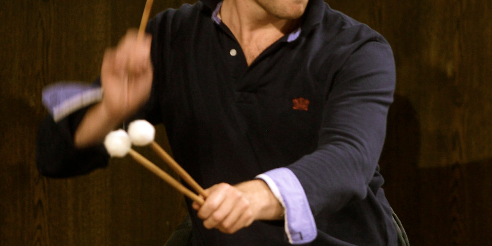 Tom Greenleaves // Leipzig Gewandhaus Orchestra Principal Timpanist