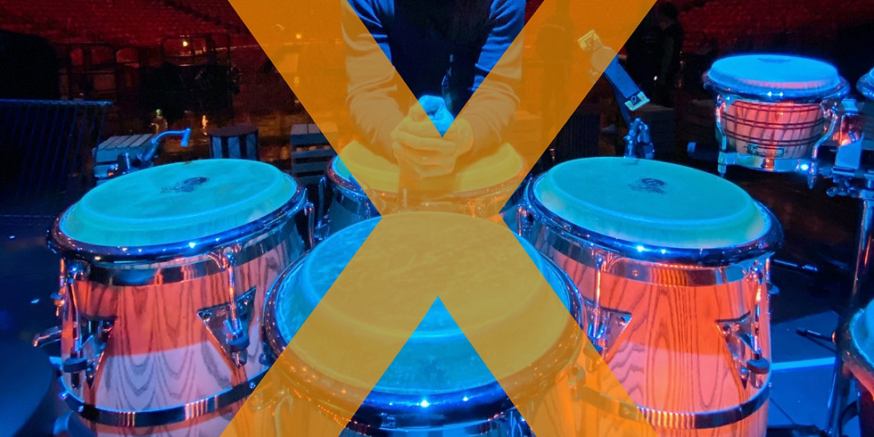 Adam Kovacs // West End Percussionist for 'THRILLER LIVE' + Latin & Hand Percussion Specialist