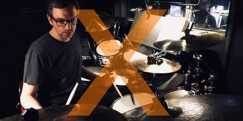 Tim Goodyer // Drummer for the Hit Musical 'HAMILTON'