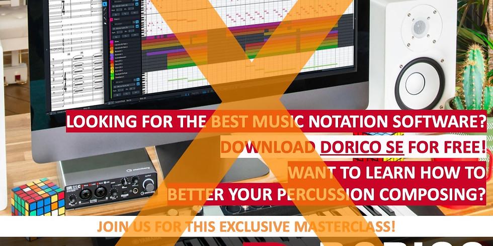 Dorico // Music Notation Software with John Barron