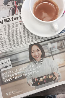 &sushi sylvia heart of the city lovebites nz herald long black the hood and co work
