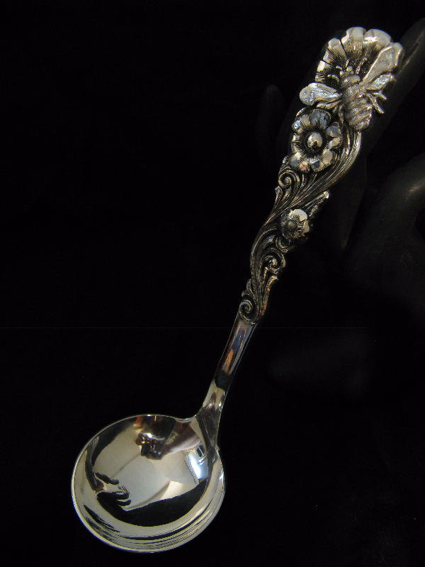 Sterling Silver Ladle