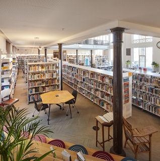Robert College Kütüphane