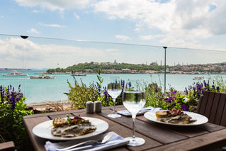 Novotel Bosphorus |Mürver Restoran