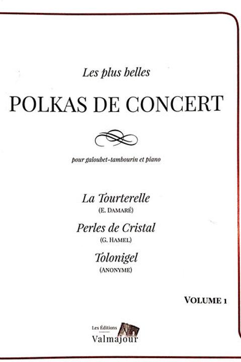 Les plus belles polkas de concert