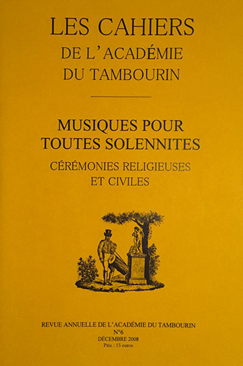 Musiques pour toutes solennités