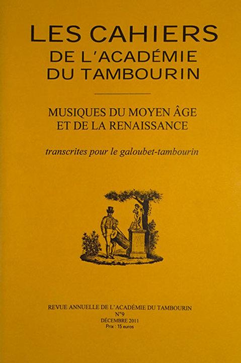 Musique du Moyen-Âge et de la Renaissance