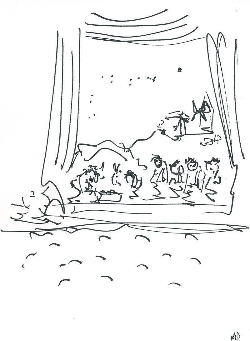 La Pastorale à Saint-Marcel