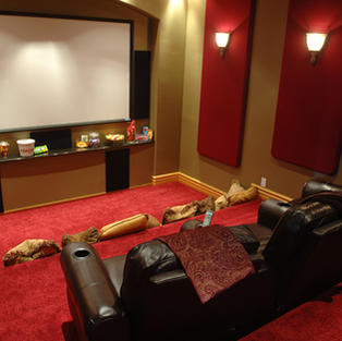 Luxury Home Theaters