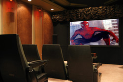 Custom ASL showroom theater