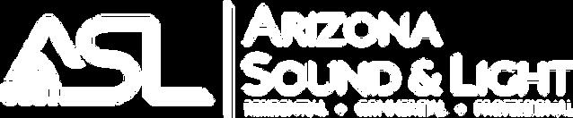 Arizona Sound & Light logo