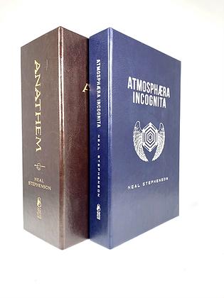 Anathem and Atmosphaera incognita by Neal Stephenson
