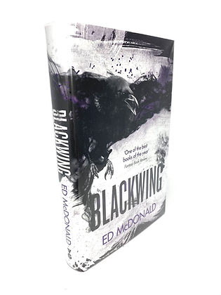 Blackening by Ed McDonald
