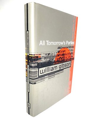 All Tomorrows Parties by William Gibson