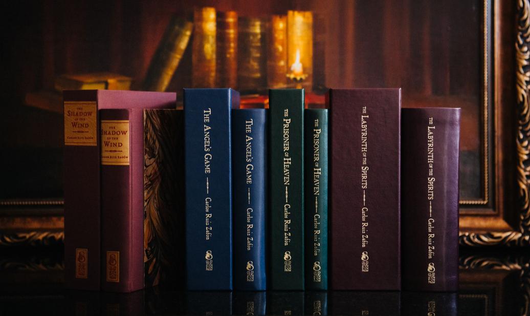 The Cemetery of Forgotten Books