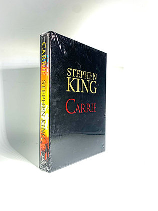 Salem's Lot and Carrie by Stephen King