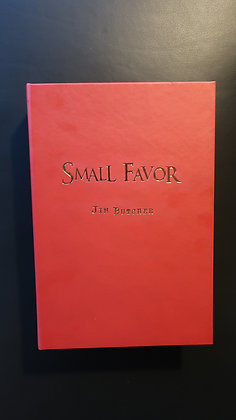 Small Favors  by Jim Butcher