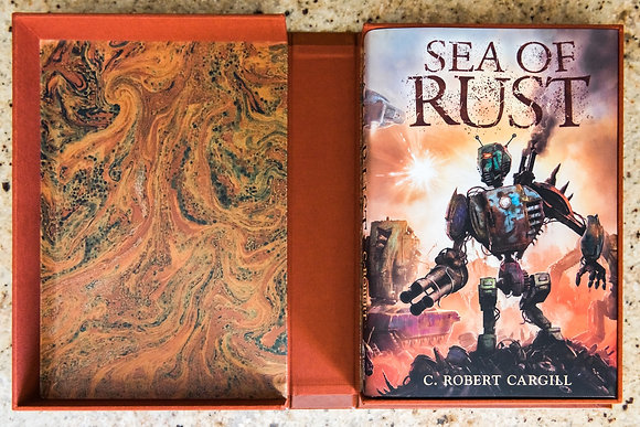 Sea of Rust by C. Robert Cargill, Consignment