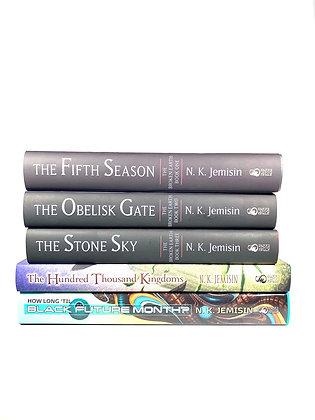 The Fifth Season, BFM & THTK by N.K Jemisin
