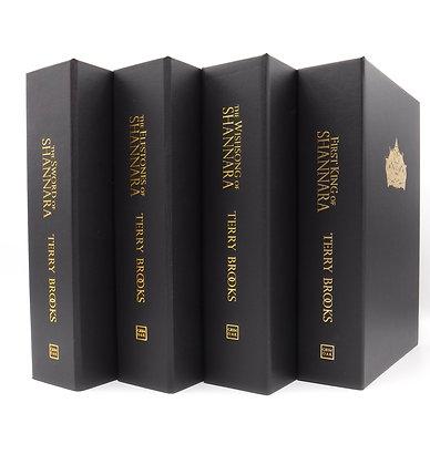 Shannara series by Terry Brooks