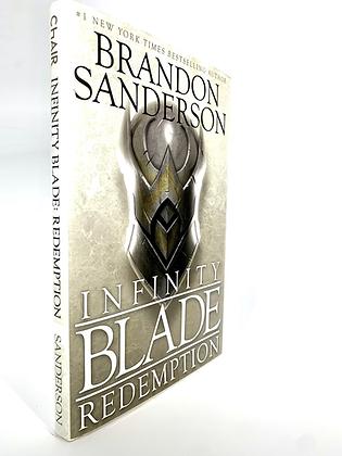 Infinity Blade Redemption by Brandon Sanderson