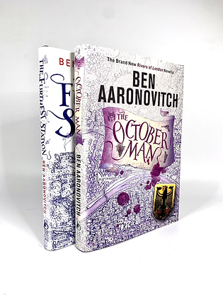 The Furthest Station and The October Man by Ben Aaronvitch