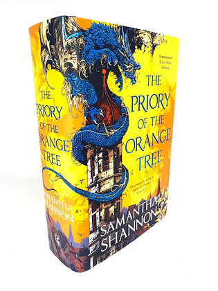 The Priory of the Orange Tree Samantha Shannon