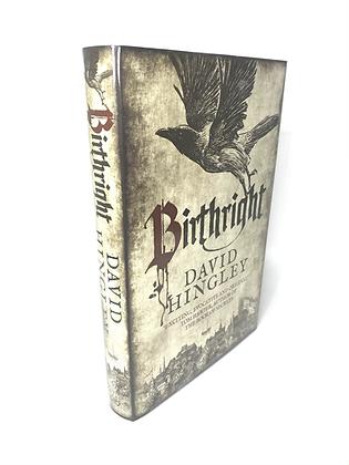 Birthright by David Hingley