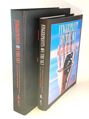 Fingerprints on the Sky: The Authorized Harlan Ellison Bibliography Lettered