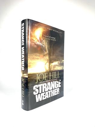 Strange Weather by Joe Hill (signed)