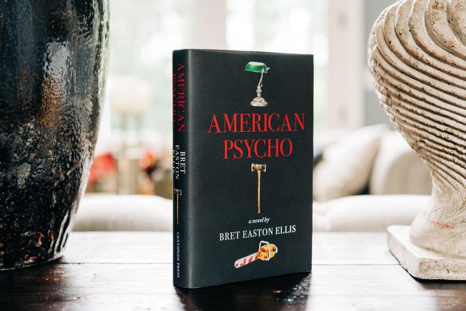 American Psycho by Brett Easton Ellis