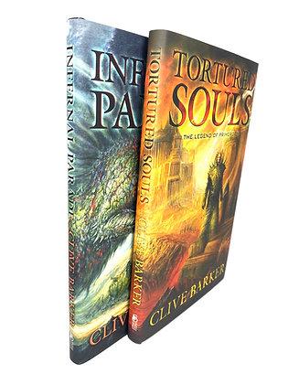 Tortured Souls & Infernal Parade by Clive Barker