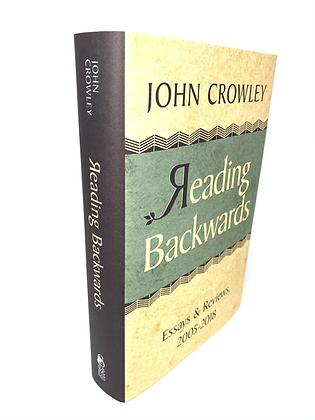 Reading Backwards by John Crowley