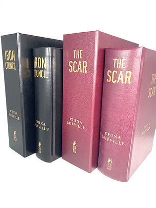 The Scar & Iron Council by China Mieville