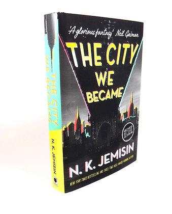 The City by N.K. Jemisin