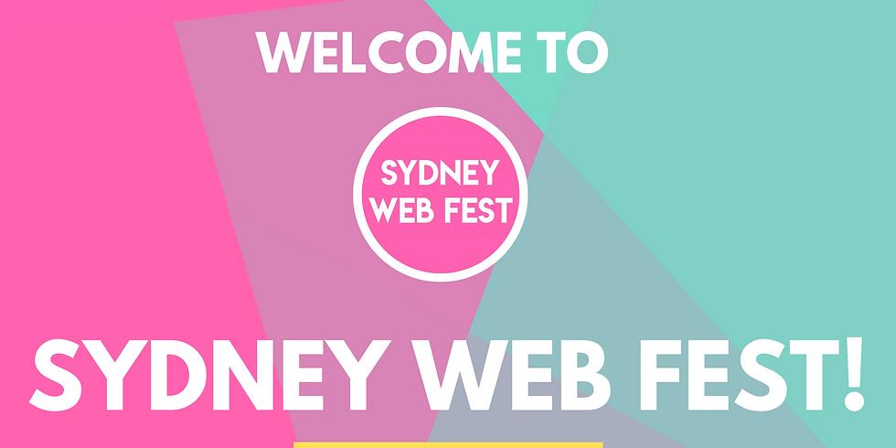 Sydney Web Fest 2020 Online