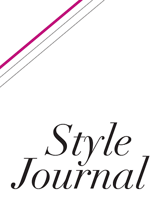 Style Journal - Fillable