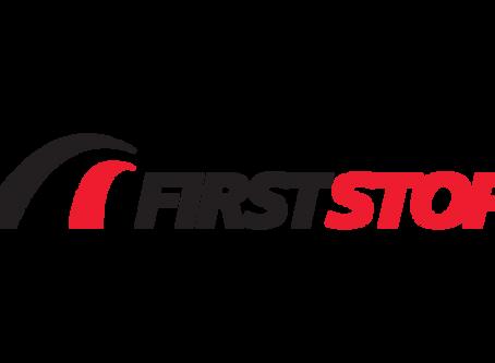 Vi har blitt First Stop medlem!
