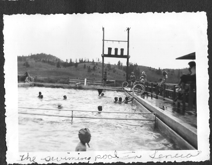 Seneca Swim Pool