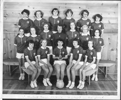 Volleyball Team-1953-54
