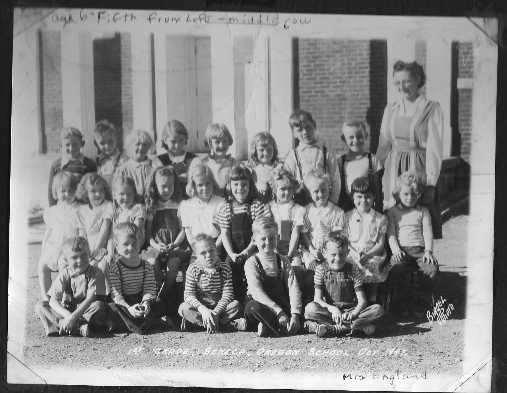 First Grade-1947