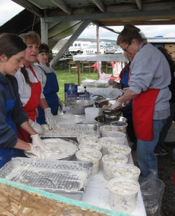 2012 Oyster Feed