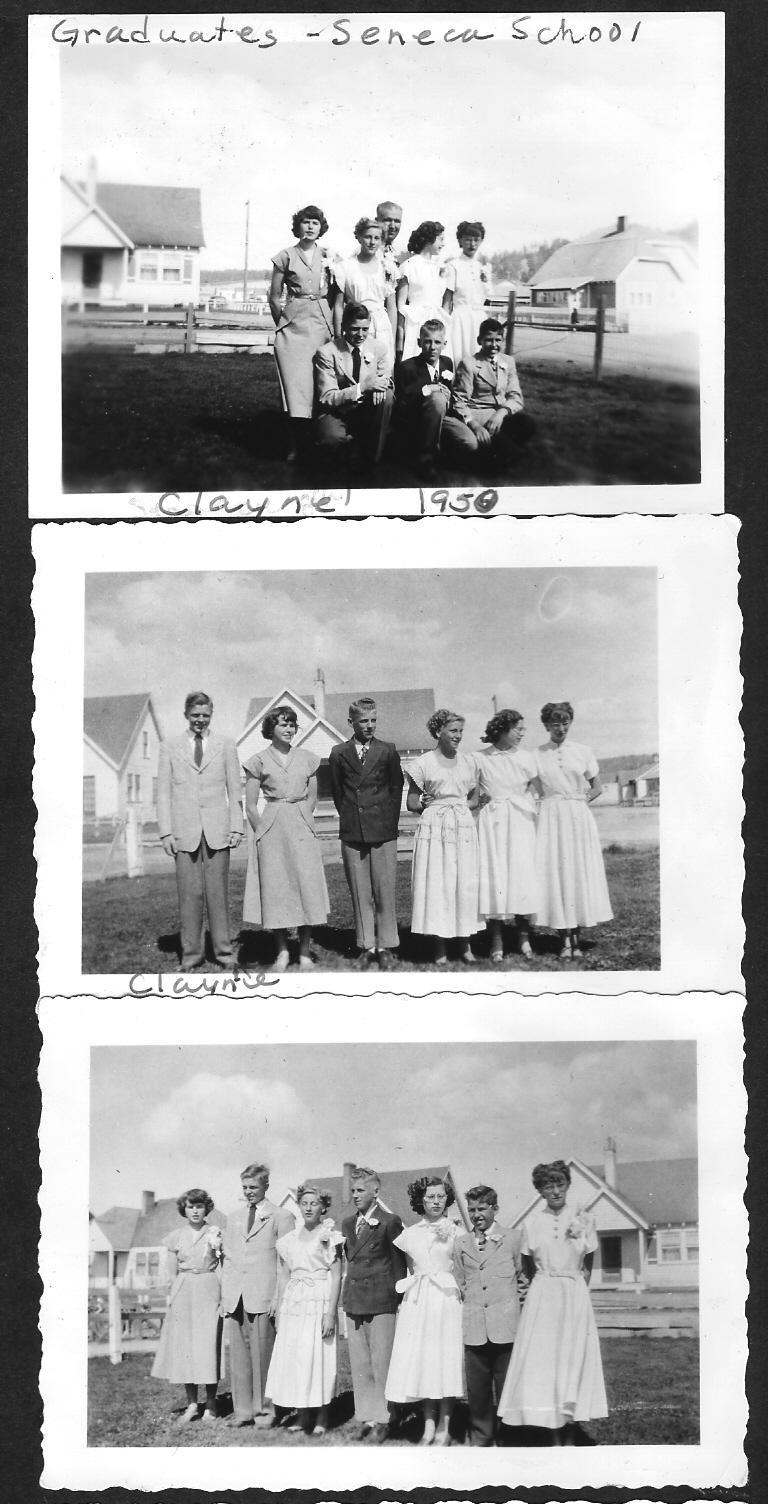 1950 graduating class