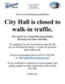 City Hall Closed to Walk-In Traffic.jpg