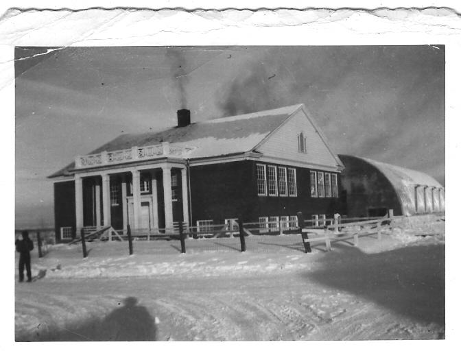 Seneca School--winter