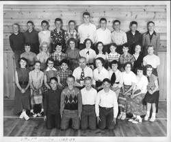 7th & 8th Grades- fall 1953