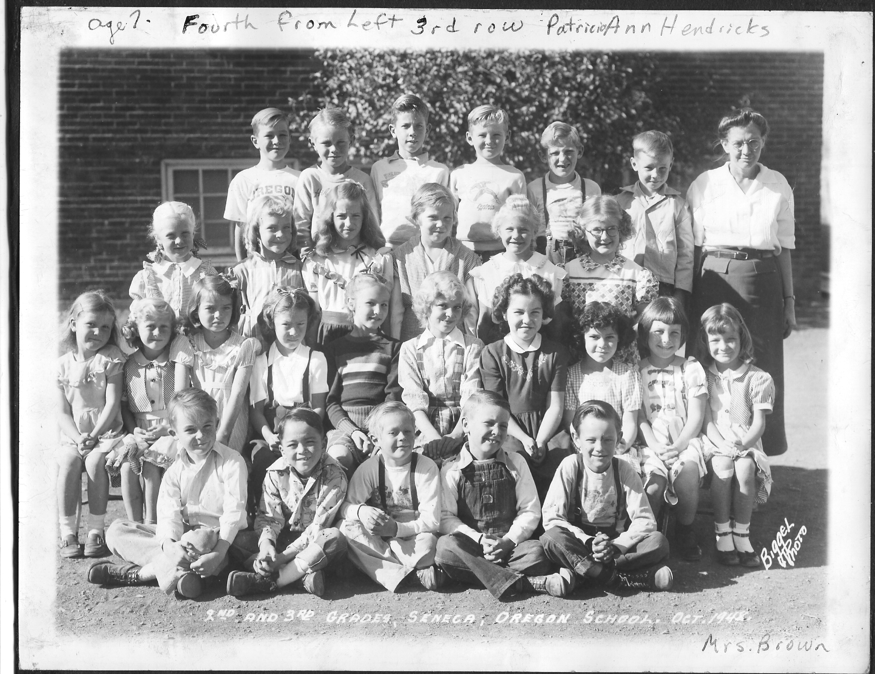 Second Grade-1948