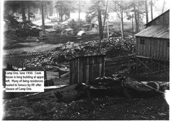 Camp One, June 1930 001